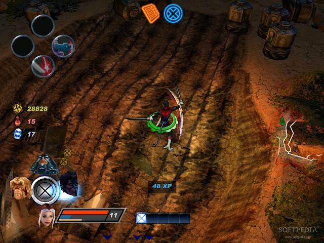 X-Men Legends II Rise of Apocalypse PC Full Version Free Gameplay