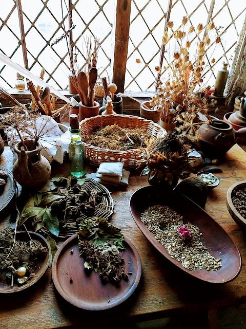 tudor apothecary