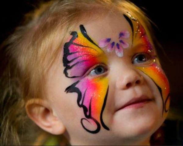 Face Painting Photos