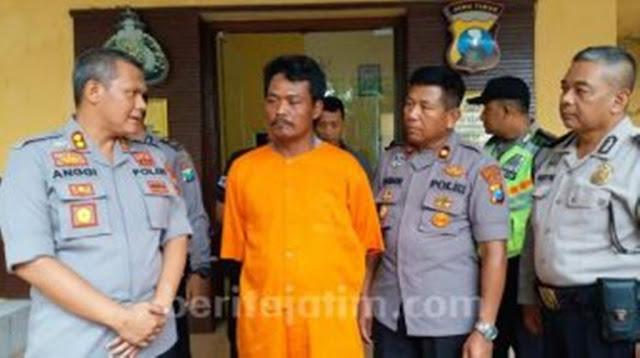 Kepala Dusun Congkel Mata dan Potong Kelamin Seorang Petani