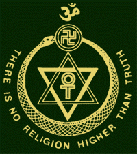 There is no religion higher than truth.
