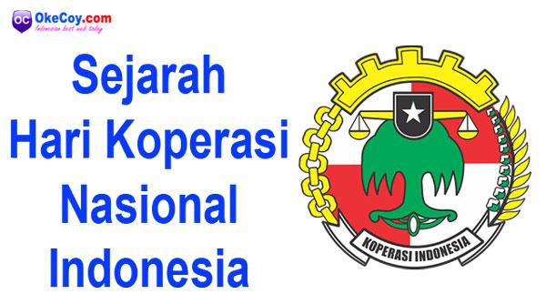 sejarah hari koperasi nasional indonesia harkopnas