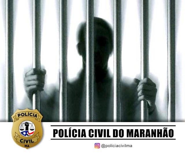 POLÍCIA CIVIL PRENDE HOMEM SUSPEITO DE INTEGRAR ORGANIZAÇÃO CRIMINOSA EM CURURUPU