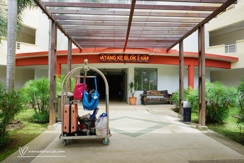 Gold Coast Melaka International Resort Review Mama Darwiish