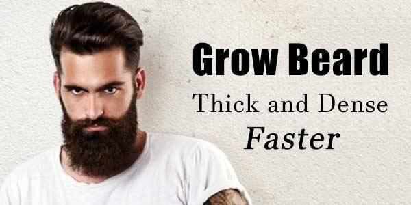 Grow Beard Faster Naturally - I Paleo Diet