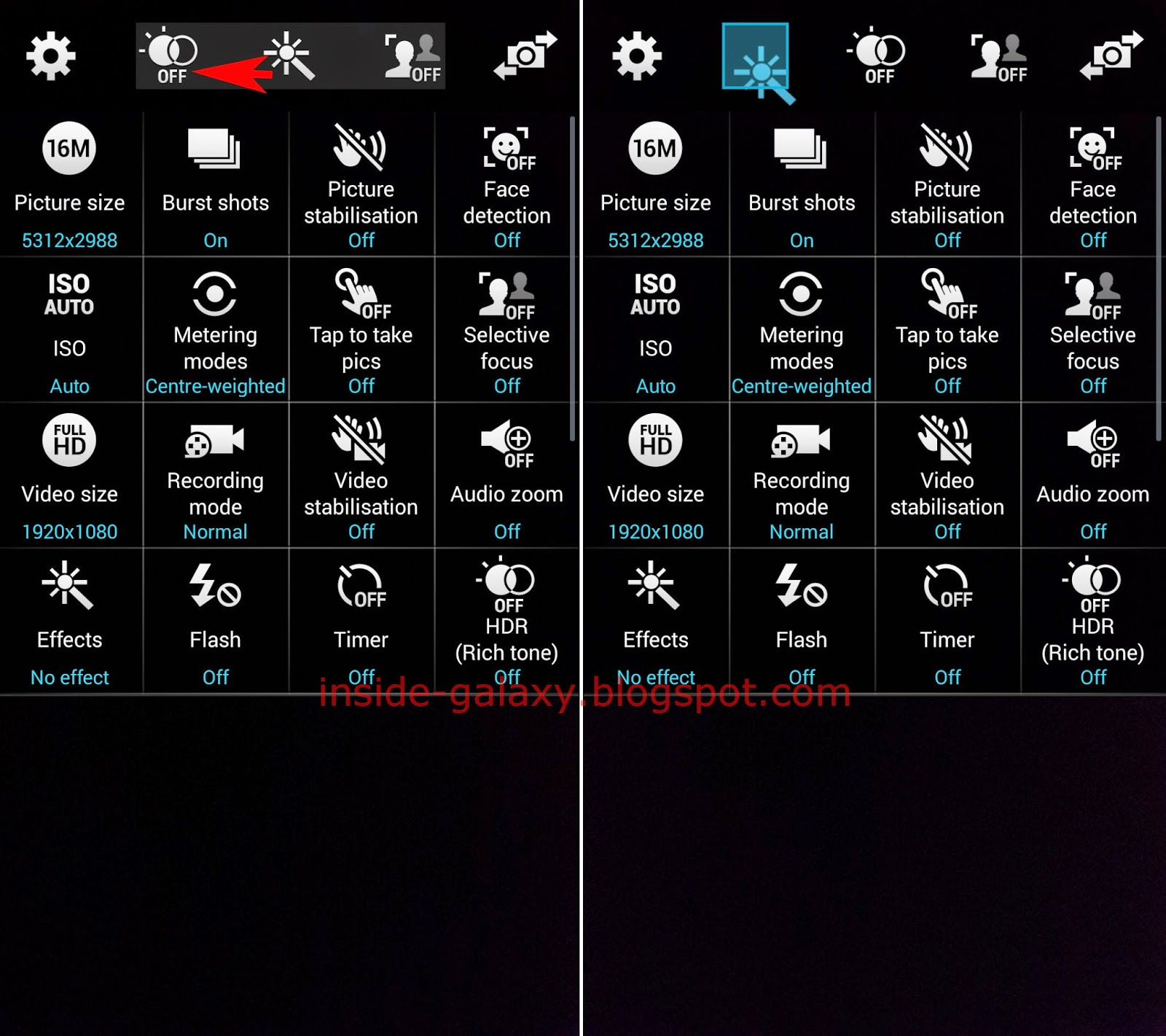 Samsung Galaxy S5: How to Organize Quick Shortcuts in the