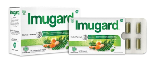 imugard imunomodulator herbal