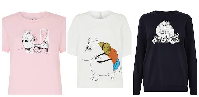 The Moomin Family - a Bella e o Mundo