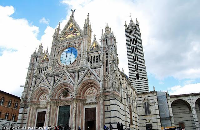 Duomo de Siena, La Toscana