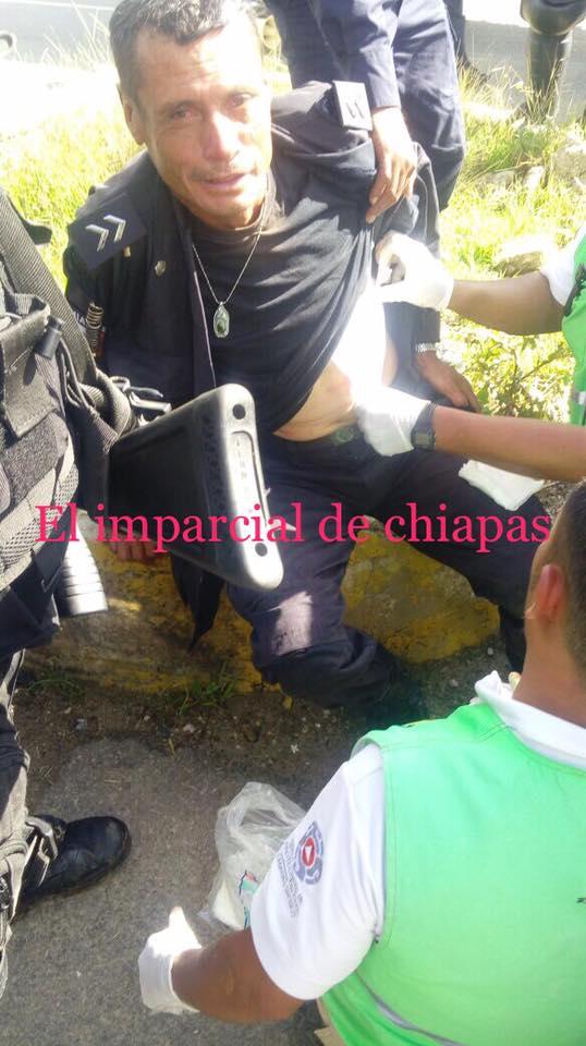 Conteo tras emboscada de indígenas  del aguaje a elementos policiacos