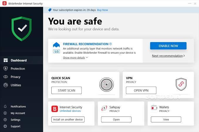 [Free] Bitdefender Total Secuirity Premium Subscription