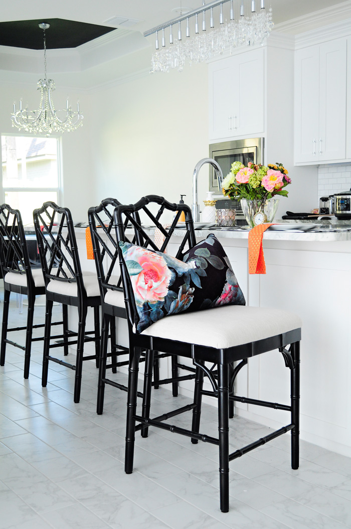 Ballard Designs Stools ballard designs dayna counter stool review - monica wants it