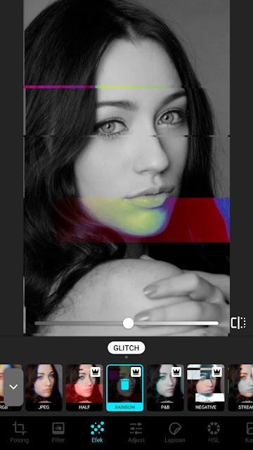 Fitur keren aplikasi editor foto android