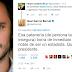 """Tras polémico tuit de Felipe Calderón, Gael García le responde llamándolo """"patán""""."""