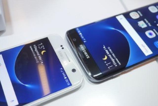 Pre-Order Samsung Galaxy S7 Edge dan S7 Resmi Dibuka di Indonesia
