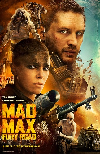 Mad Max Fury Road Full Movie 2015 Download AVI & MP4