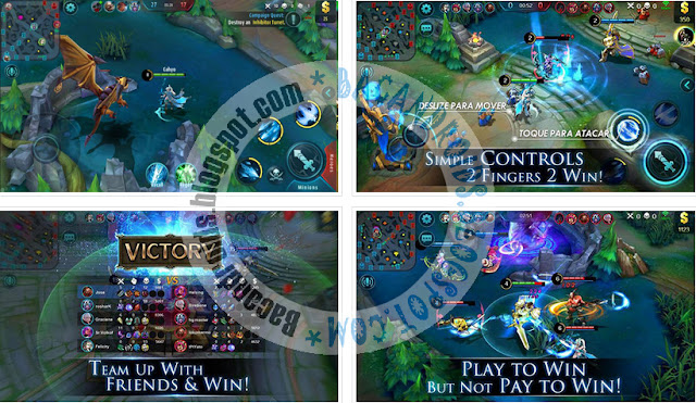 Game Mobile Legends for android