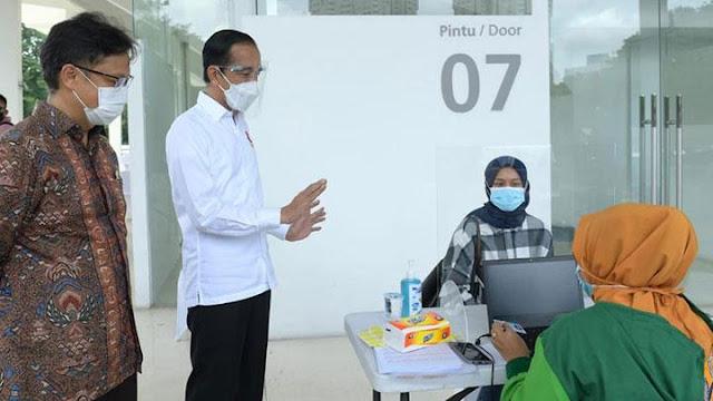 Jokowi: Buat Apa Lockdown Seluruh Kota Kalau yang Terkena Covid Hanya Satu Orang di Satu RT