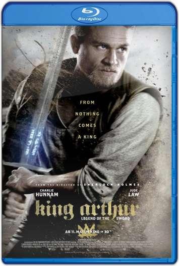El Rey Arturo: La Leyenda de la Espada (2017) HD 1080p y 720p Latino