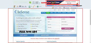 EasyHits4u - type of ads