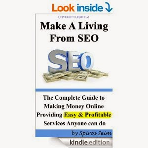make a living from seo