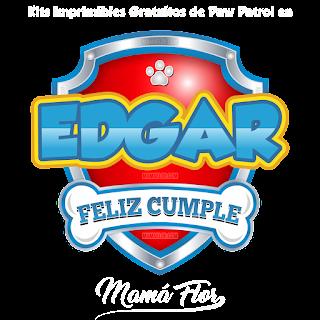Logo de Paw Patrol: Edgar