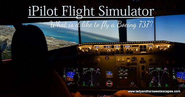 iPilot Dubai Flight Simulator