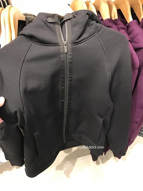 lululemon kick-the-cold-funnel-hoodie