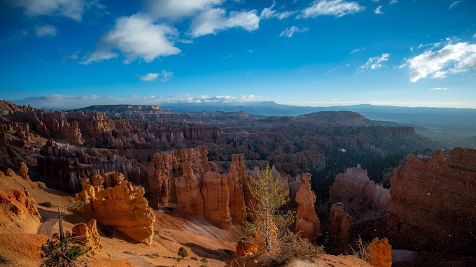 Papel de Parede Paisagem Natural Canyon