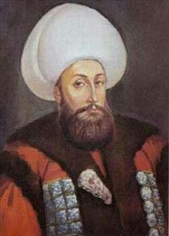 OTTOMAN EMPIRE SULTANS IV MUSTAFA