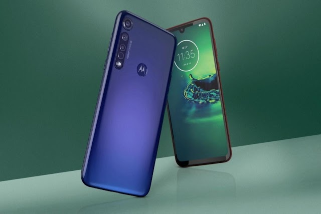 Moto G8 Plus price, specifications and features