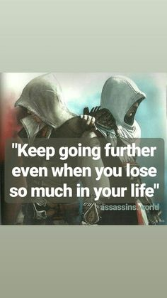 Top Assassin S Creed Inspirational Quotes And Mind Opening