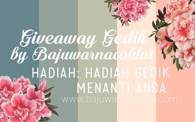 http://www.bajuwarnacoklat.com/2017/09/giveaway-paling-gedik.html