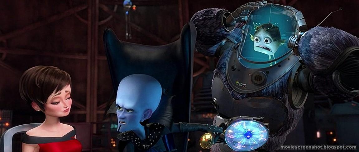 Megamind Movie Screenshots
