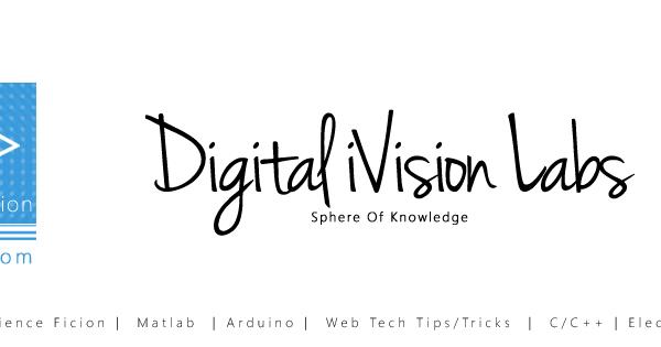 Digital iVision Labs!