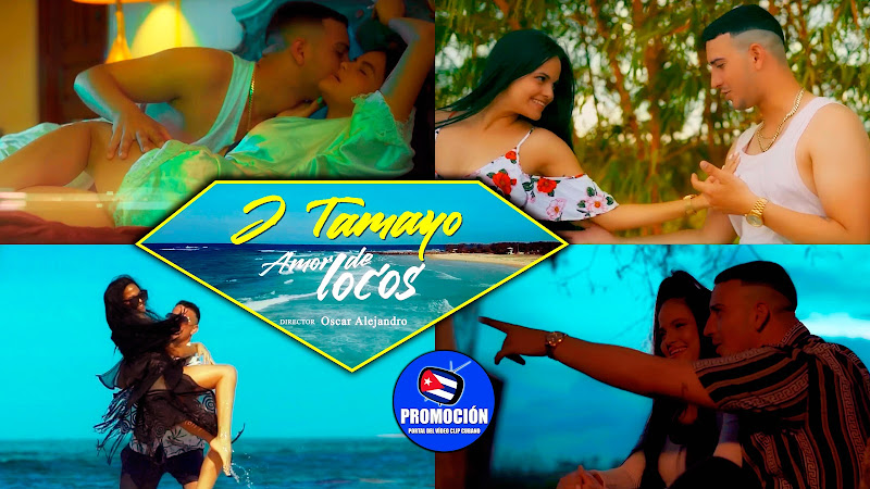 J Tamayo - ¨Amor de Locos¨ - Videoclip - Director: Oscar Alejandro. Portal Del Vídeo Clip Cubano. Música urbana cubana. Reguetón. Cuba.