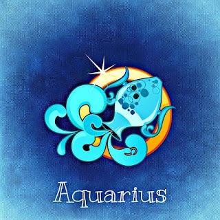 Aquarius zodic sign
