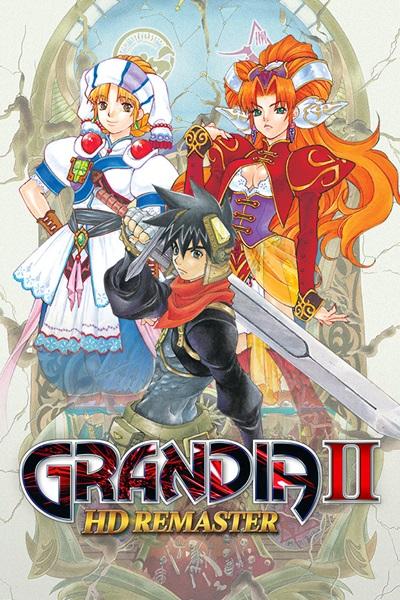 โหลดเกมส์ GRANDIA HD Remaster