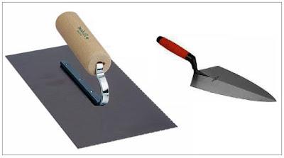 11 Bahan Dan Alat Pemasangan Batu Sikat Carport