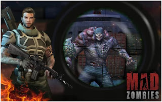 Download Game Mad Zombies Mod Apk Terbaru