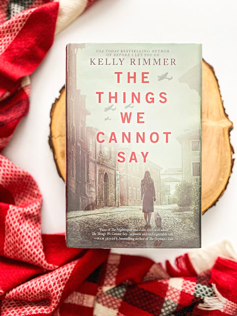 The Things We Cannot Say - Book Review - Incredible Opinions