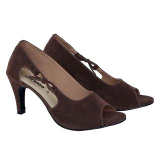 Sepatu High Heels Wanita Catenzo KM 067