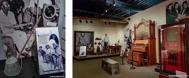 Rock'n'Soul Museum de Memphis, Tenessi