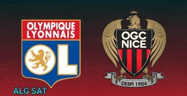 موعد مباراة نيس ضد ليون والقنوات الناقلة الجولة 22 من منافسات الدوري الفرنسي