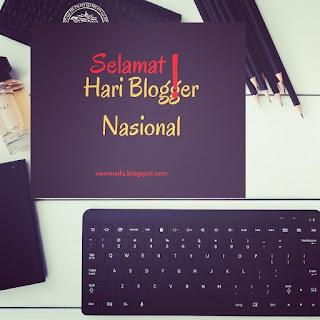 Menuju blogger profesional