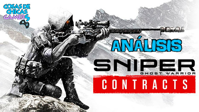 Análisis Sniper Ghost Warrior Contracts para PS4