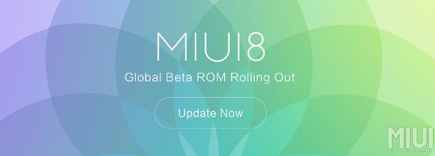 Download MIUI 8 Global Beta ROM 6.8.4 untuk Semua Xiaomi