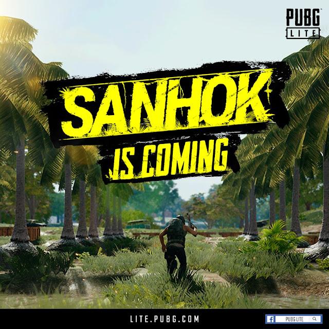 Fix Sanhook Rilis 23 Mei di PUBG Lite PC 2