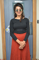 Tejaswini Madivada backstage pics at 92.7 Big FM Studio Exclusive  32.JPG