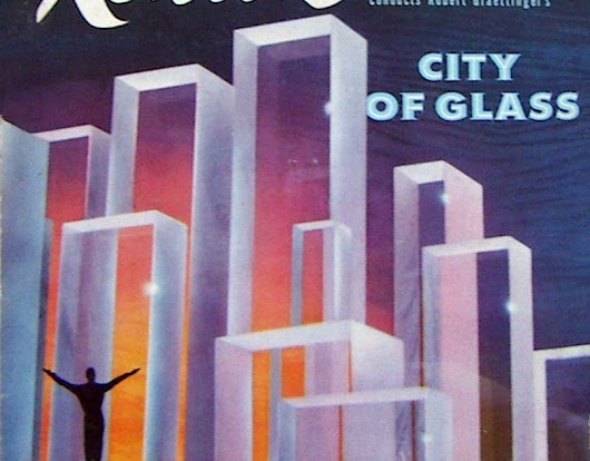 Stan Kenton conducts Robert Graetinger's - City Of Glass (1951)
